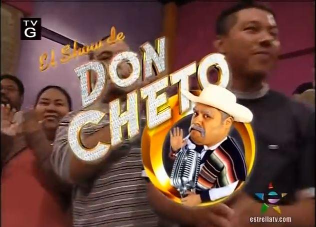El Show de Don Cheto
