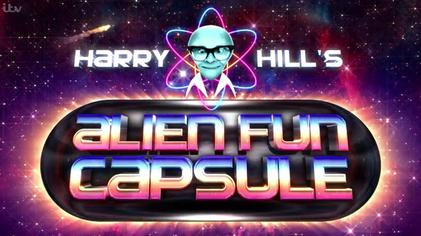 Harry Hill's Alien Fun Capsule