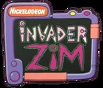 Invader Zim Logo 3