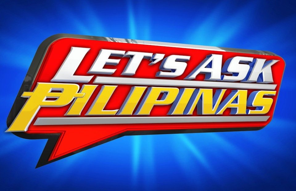 Let's Ask Pilipinas