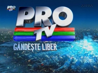 PRO TV (2003, Ident)