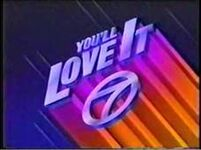WLS-TV's You'll Love It On Channel 7 Video ID From Late 1985