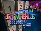 Jumble: The Interactive Game