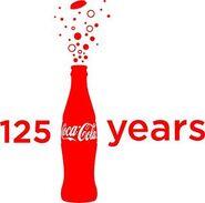 Coca-Cola125thAnniversaryLogo