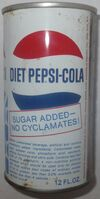 Diet Pepsi Cola 1968