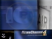 KFOR Oklahoma's NewsChannel 4 at 10pm - 1995