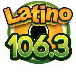 Latino 106.3 KWNZ.png