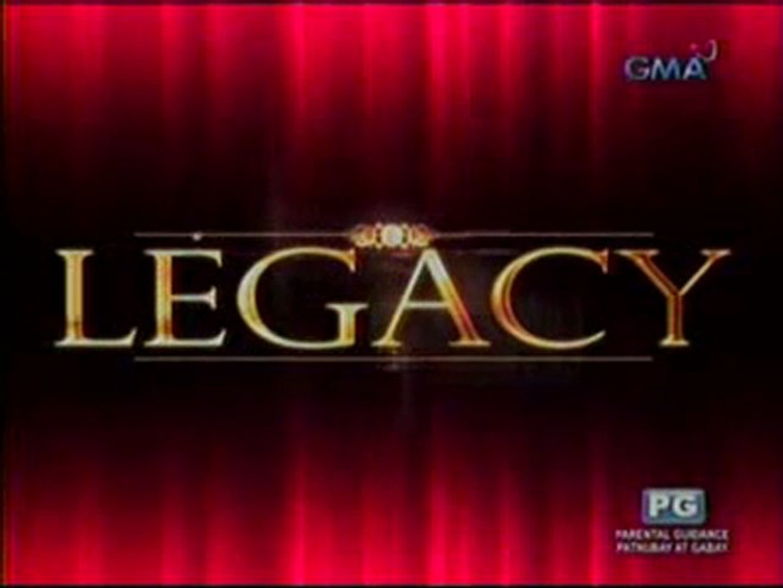 Legacy (Philippine TV series)