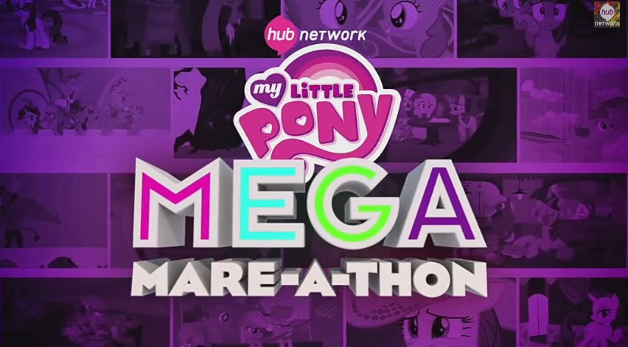 My Little Pony: Mega Mare-A-Thon