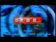 RTL Klub arculat - 1998-1999