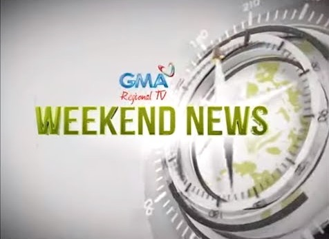 GMA Regional TV Weekend News