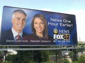 WPXI-TV's Channel 11 News At 10 On WPGH-TV's FOX 53's News 1 Hour Earlier! Video Promo From August 2011
