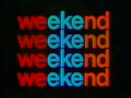 Weekend (news program)