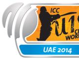 2014 ICC Under-19 Cricket World Cup