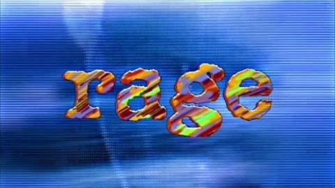 Rage (music show)
