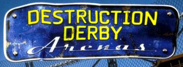 Destruction Derby: Arenas