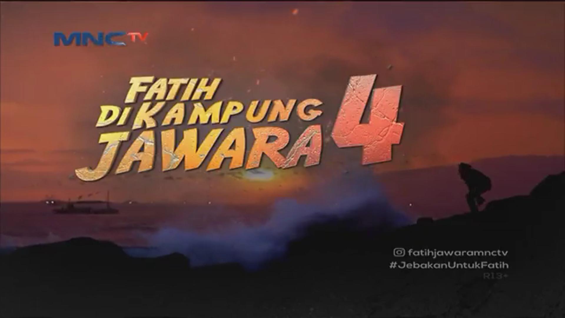 Fatih di Kampung Jawara 4