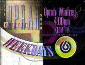 KFDM Oprah 1991 ID