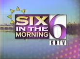 KOTV Six in the Morning open 1996