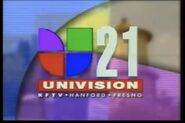 Kftv univision 21 opening 1996