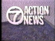 WXYZ Action News 1987