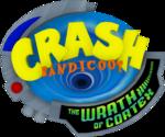 Crash Bandicoot The Wrath of Cortex Logo