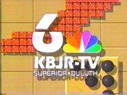 KBJR-TV's Channel 6 Video ID From 1991