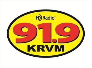 KRVM 91.9 logo.png