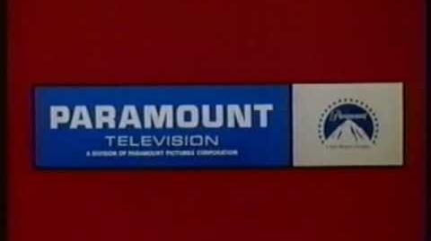 Paramount Television Logo (1969-A)