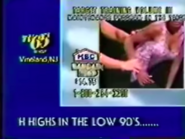 WHSF TV65 1986