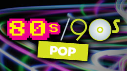 '80s/'90s Pop