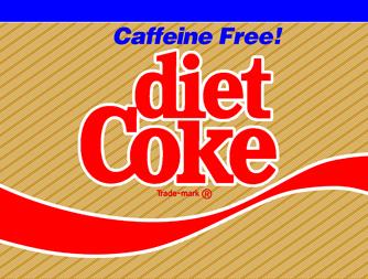 Caffeine Free Diet Coke