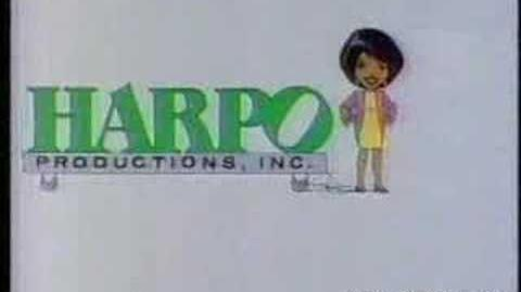 Harpo Productions Logo (1999)