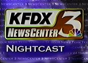 KFDX 1999 news open