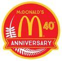 McDonald's40thAnniversaryLogo