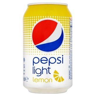 Pepsi Light Lemon