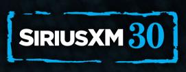 SiriusXM 30