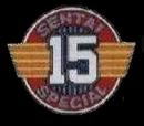 Sentai 15th Anniversary Logo
