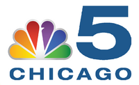 WMAQ-TV NBC 5 Chicago Logo New 2016