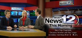 WDEF News 12 This Morning