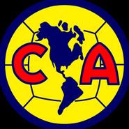 Escudo Club América 1994-1998