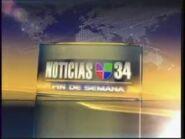 Kmex noticias 34 fin de semana package 2009