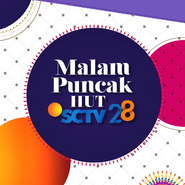 Malam Puncak HUT SCTV 28