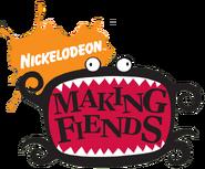 Nickelodeon Makign Fiends Logo