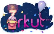 Orkut's 7th Birthday