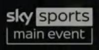 Sky Sports Main Event 2020 DOG