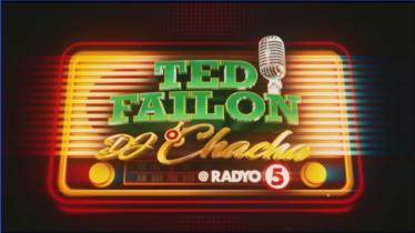 Ted Failon at DJ Cha Cha sa Radyo5