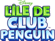 Club Penguin Island (French logo)