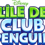Club Penguin Island (French logo).png