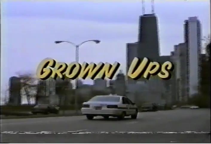 Grown Ups (TV series)